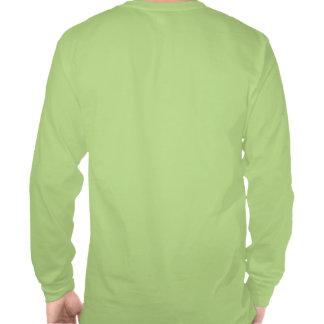 Cita de la ecología/de la tecnología camisetas