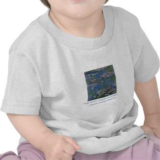 Cita de la flor de Emerson Camiseta