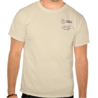 Cita de la fundación del Trisomy 18 - la camiseta