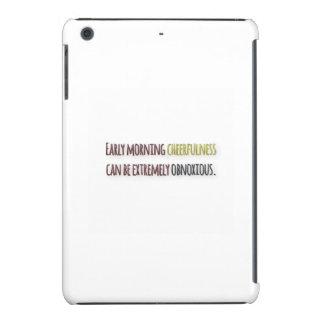 Cita de la mañana por la pluma de Guillermo Funda De iPad Mini
