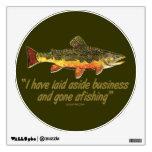 Cita de la pesca de Izaak Walton