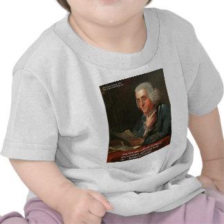 Cita de la sabiduría de Ben Frankling regalos y ta Camisetas