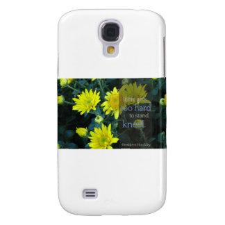 Cita de LDS: Cuando la vida consigue demasiado Samsung Galaxy S4 Cover