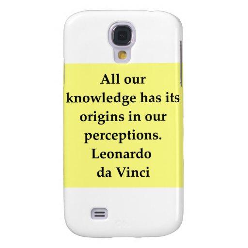 cita de Leonardo da Vinci