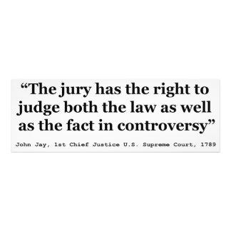 Cita de los jurados de ensayo de la justicia Juan  Fotografía