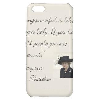 Cita de Margaret Thatcher que es potente…