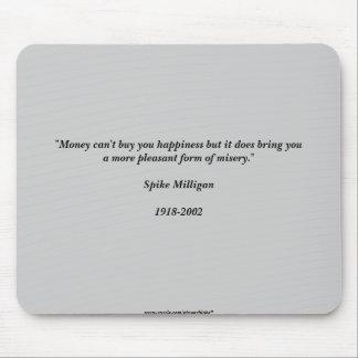 Cita de Milligan Tapetes De Raton