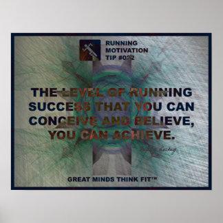 Cita de motivación #022 del funcionamiento póster