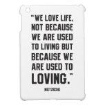 Cita de Nietzsche - vida del amor