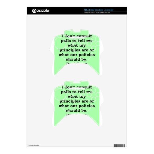 cita de Paul Ryan Mando Xbox 360 Skins