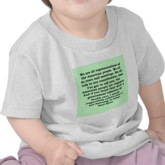 cita de Paul Ryan Camisetas
