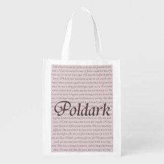 Cita de Poldark Bolsas De La Compra
