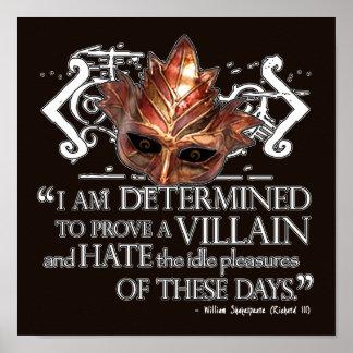 Cita de Richard III Posters