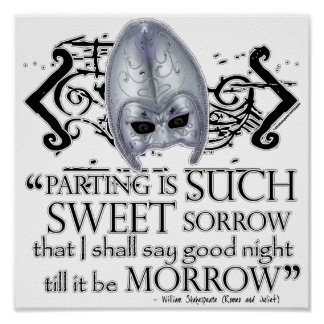Cita de Romeo y de Juliet Poster