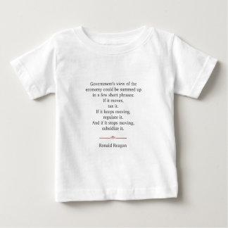 Cita de Ronald Reagan T-shirt