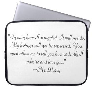 Cita de Sr. Darcy Funda Ordendadores
