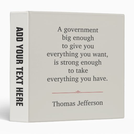 Cita de Thomas Jefferson