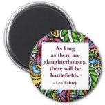 Cita de Tolstoy Iman