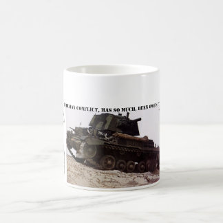 Cita de WW2 Churchill - EJÉRCITO 2 Taza