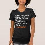 cita del bukowski de Charles Camisetas