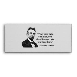 Cita del duende de Abraham Lincoln
