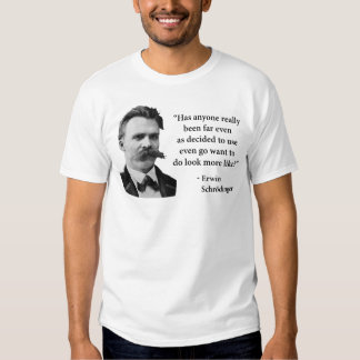 Cita del duende de Friedrich Nietzsche Playera
