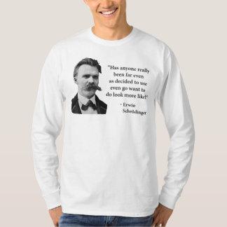 Cita del duende de Friedrich Nietzsche Playeras