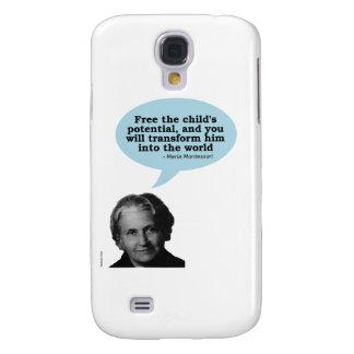 cita del montessori de Maria Funda Para Galaxy S4