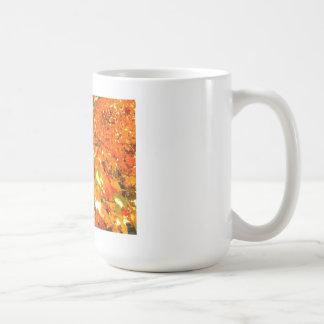 Cita del otoño taza clásica