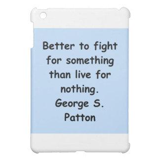 cita del patton de George s