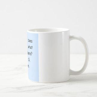 cita del patton de George s Tazas De Café