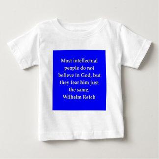 cita del Reich de Wilhelm Playera Para Bebé