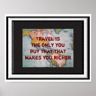 Cita del viaje - poster