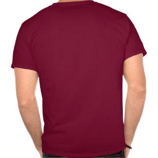 Cita divertida del gimnasio - posiciones en t shirt