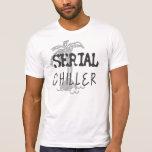 Cita divertida del refrigerador serial camiseta