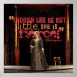 Cita feroz de Shakespeare Póster