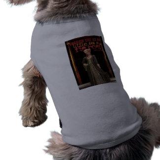 Cita feroz de Shakespeare Camisetas De Mascota