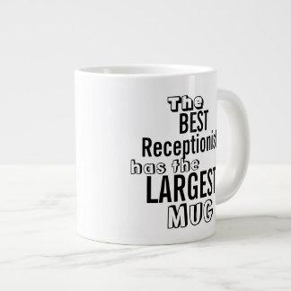 Cita grande de la oficina de la taza del mejor