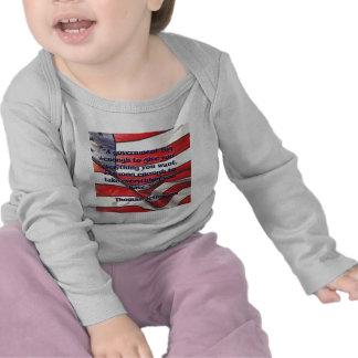 Cita grande del gobierno de Jefferson Camiseta