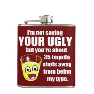 Cita hilarante del Tequila Petaca