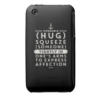 Cita Huggable Case-Mate iPhone 3 Cobertura