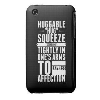 Cita Huggable iPhone 3 Case-Mate Protectores
