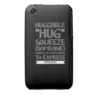 Cita Huggable iPhone 3 Funda