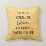 Cita inspirada de la hermana almohada