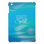 Cita inspirada espiritual de la libertad del trull iPad mini cobertura