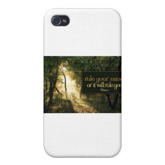 Cita inspirada -- Horacio iPhone 4 Coberturas