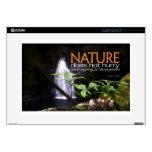 Cita inspirada -- Naturaleza Skins Para 38,1cm Portátil