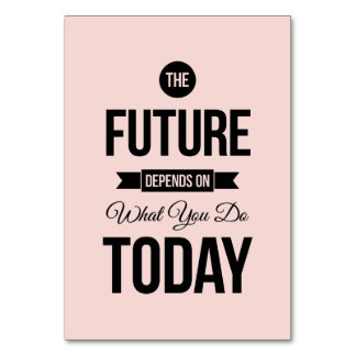 Cita inspiradora rosada el futuro