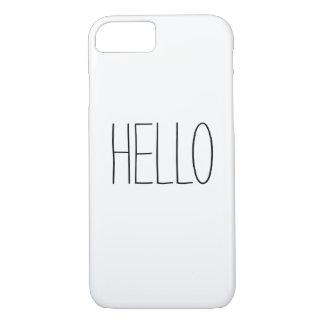 Cita linda divertida del inconformista del lema funda iPhone 7