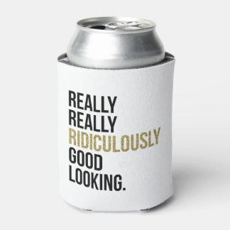 Cita ridículo apuesta enfriador de latas